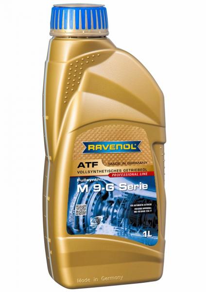 Ulei cutie viteze automata Ravenol ATF M-9 G Serie - 1 Litru 0