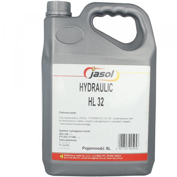 Ulei hidraulic Jasol Hydraulic HL 32 - 5 Litri 0