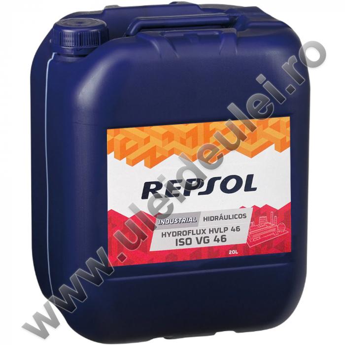Ulei hidraulic Repsol Hydroflux HVLP 46 - 20 Litri 0