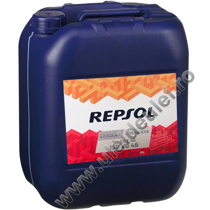 Ulei hidraulic Repsol Telex E ISO VG 46 - 20 Litri [0]