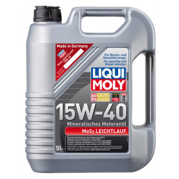 Liqui Moly MOS2 15W40 - 5L [0]