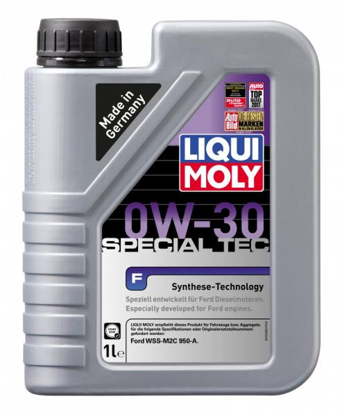 Liqui Moly Special Tec F 0W30 - 1 Litru 0
