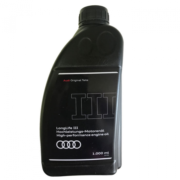 Ulei motor OE Audi LongLife III 5W30 - 1 Litru 0