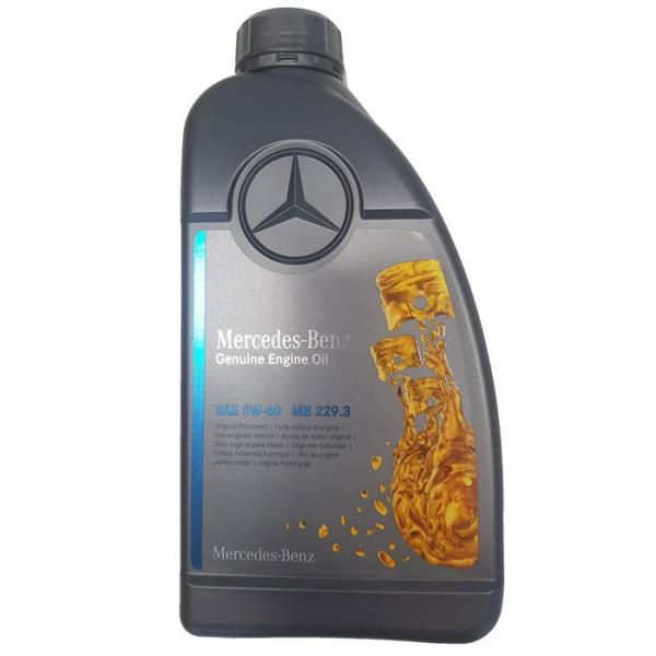 Ulei OE Mercedes 5W40 (229.3) - 1 Litru 0