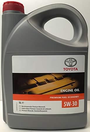 Ulei motor OE Toyota 5W30 Premium Fuel Economy ( 08880-83389) - 5 Litri 0