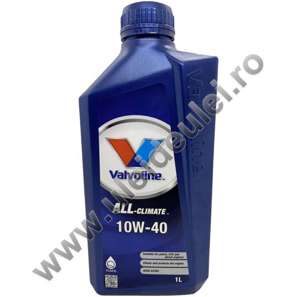 Valvoline All Climate 10W40 - 1 Litru 0
