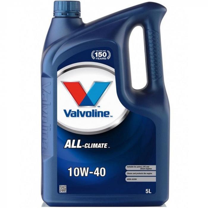 Valvoline All Climate 10W40 - 5 Litri [0]