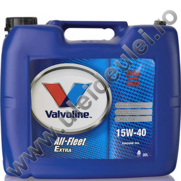 Valvoline All Fleet Extra 15W40 - 20 Litri 0