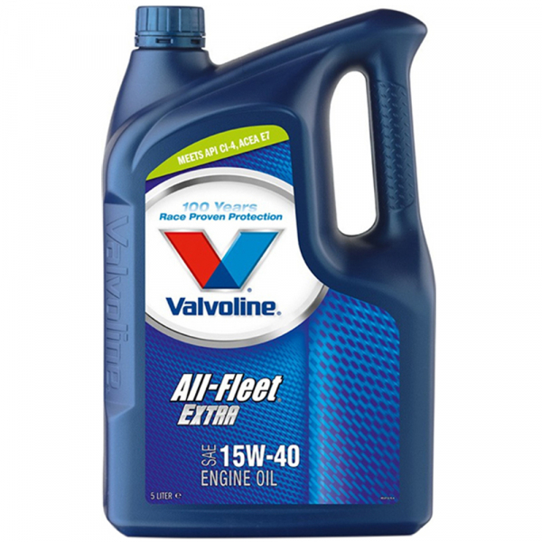 Valvoline All Fleet Extra 15W40 - 5 Litri 0