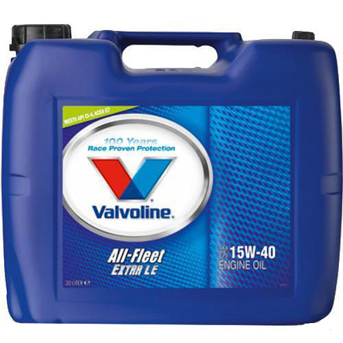 Valvoline All Fleet Extra LE 15W40 - 20 Litri 0