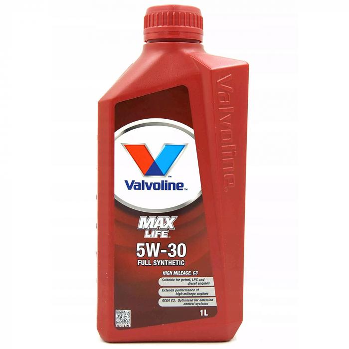 Valvoline Max Life C3 5W30 - 1 Litru [0]