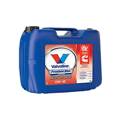 Valvoline Premium Blue 7800 15W40 - 20 Litri 0