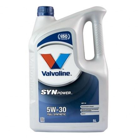 Valvoline SynPower MST C4 5W30 - 5 Litri [0]