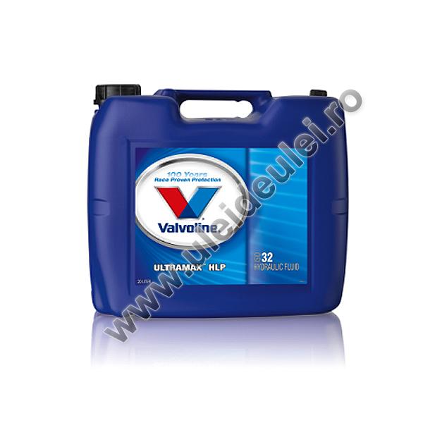 Ulei hidraulic Valvoline Ultramax HLP 32 - 20 Litri 0