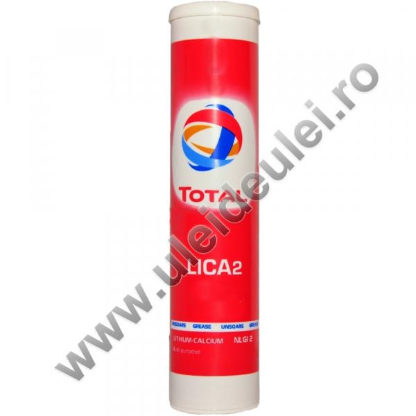 Vaselina litiu-calciu Total LiCa 2 - 400 gr 0