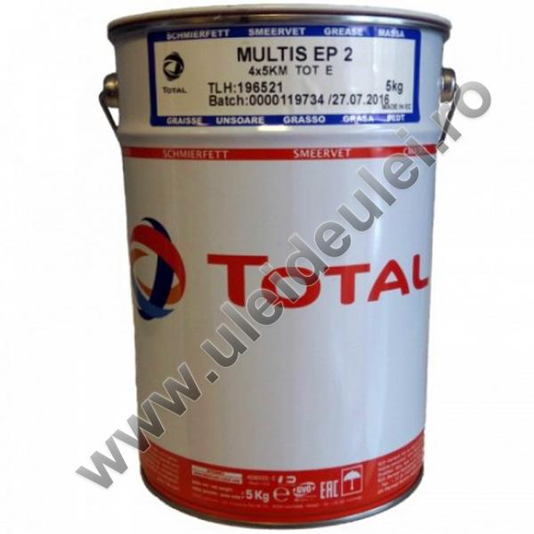 Vaselina Total Multis EP2 - 5 KG [0]
