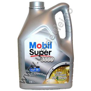 Mobil Super 3000 XE 5W30 - 5 Litri0