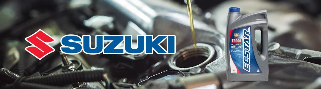 Banner Autoturisme Suzuki