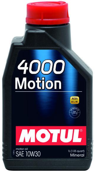 Motul 4000 MOTION 10W-30 0