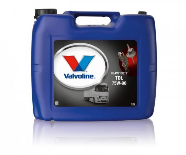 VALVOLINE HD GEAR OIL 75W-90 0