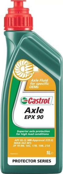 Castrol Axle Long Drain 80W-90 0