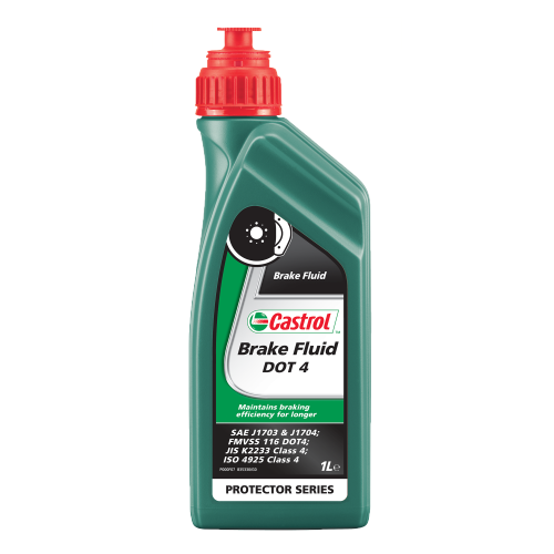 castrol brake fluid dot 4 0