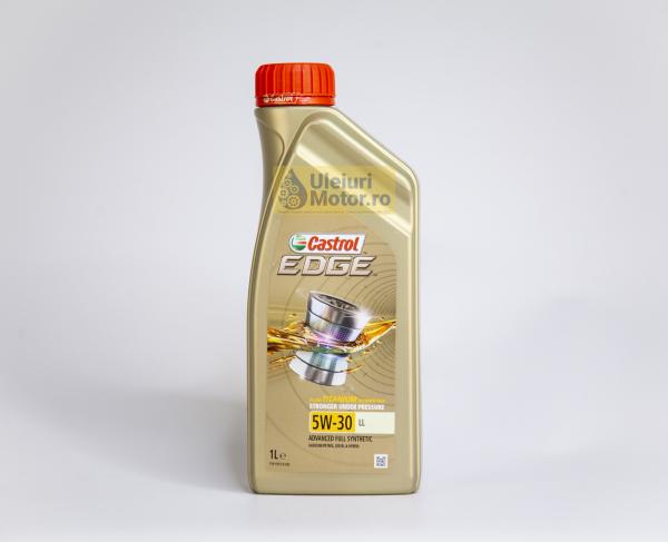 castrol edge 5w30 ll 0
