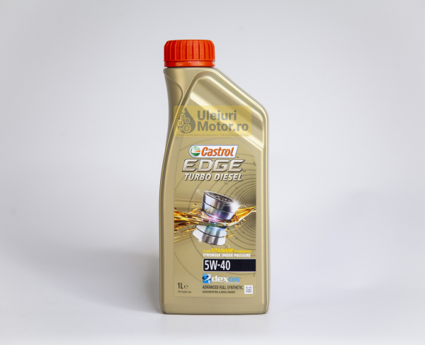 castrol edge turbo diesel 5w 40 0