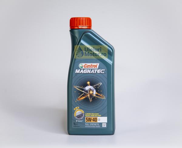 castrol edge 5w 40 c3 0