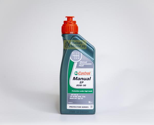 castrol manual ep 80w 90 0