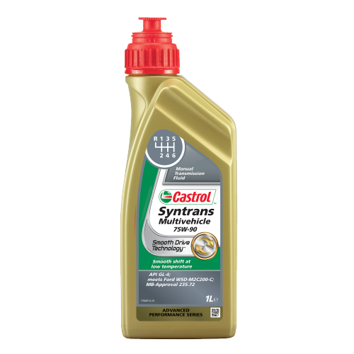castrol syntrans multivehicle 75w 90 0