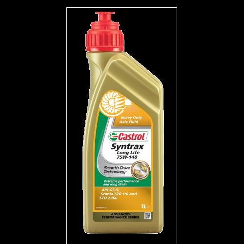 Castrol Syntrax Long Life 75W-140 0