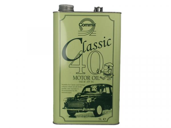 COMMA CLASSIC MOT.OIL 40 5L 0
