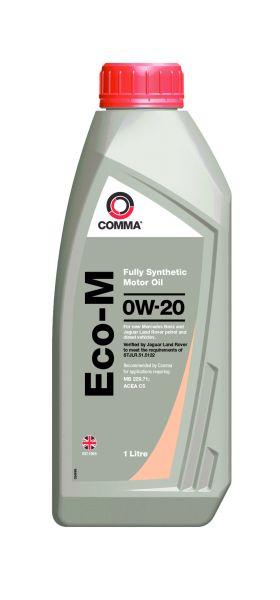 COMMA ECO-M 0W20 1L 0