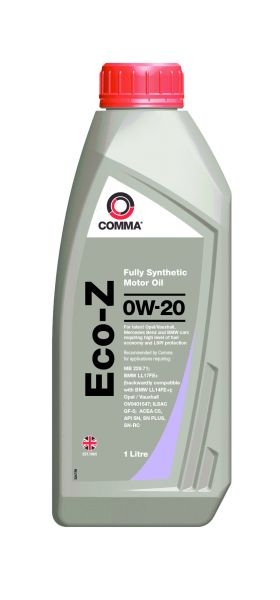 COMMA ECO-Z 0W20 1L 0