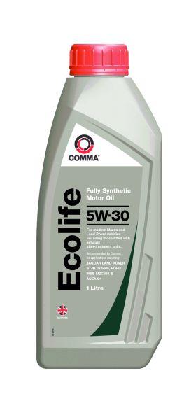 COMMA ECOLIFE 5W30 1L 0