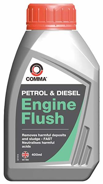 Comma Engine Flush 400ml 0