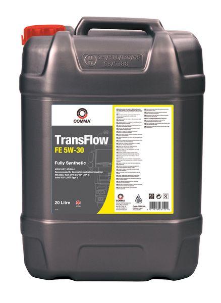 COMMA TRANSFLOW FE 5W30 20L 0