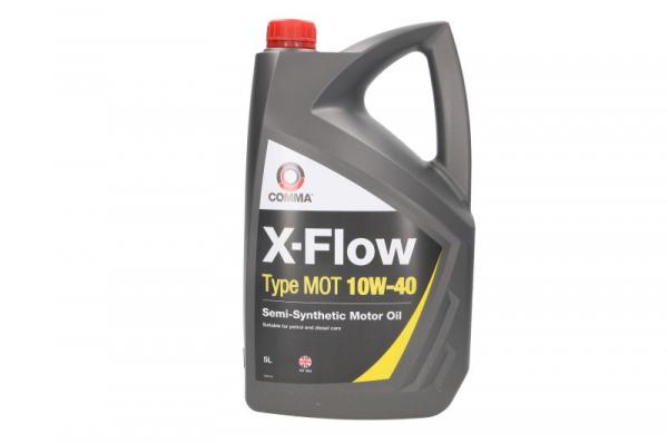 COMMA X-FLOW MOT 10W40 5L [0]