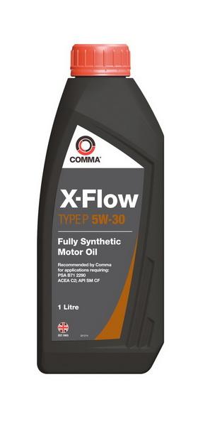 COMMA X-FLOW P 5W30 SYNT. 1L 0
