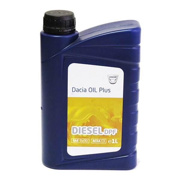 Dacia Oil Plus Dpf 5W30 0