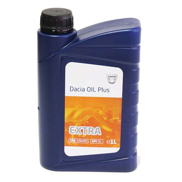 Dacia Oil Plus Extra 10W40 0