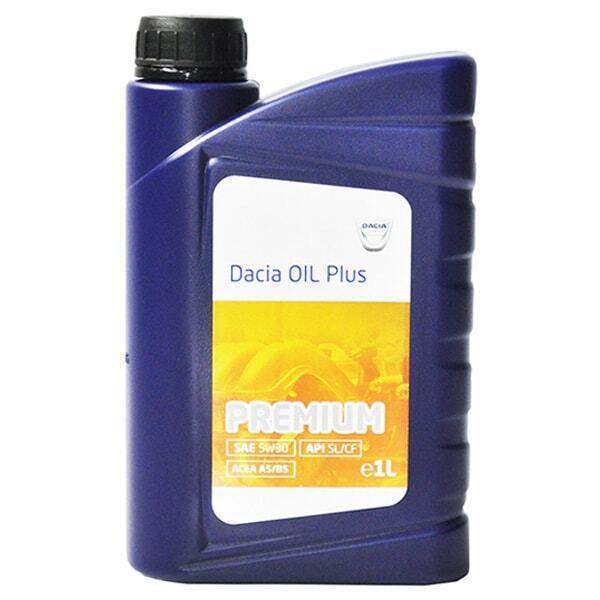 Dacia Oil Plus Premium 5W30 0