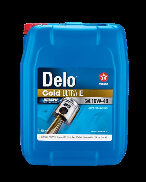 Delo Gold Ultra E SAE 10W-40 0