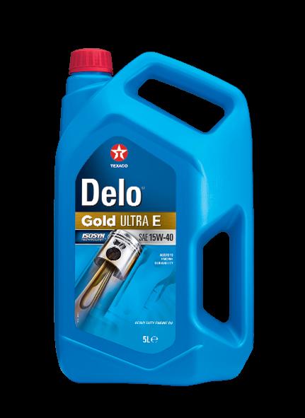 Delo Gold Ultra E SAE 15W-40 0