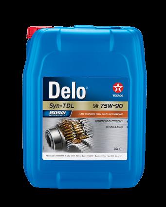 Delo Syn-TDL SAE 75W-90 0