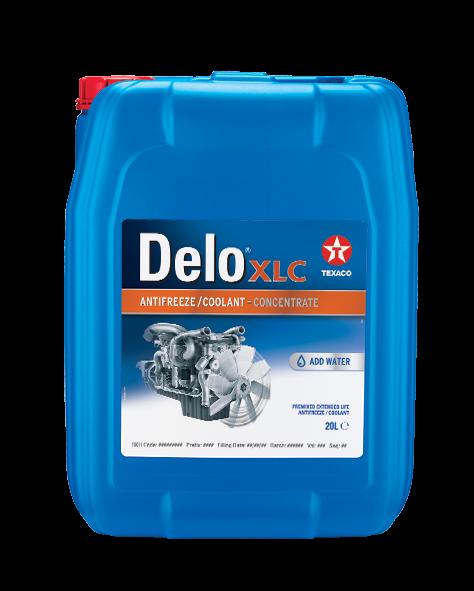 Delo XLC Antifreeze/Coolant 0