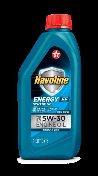 Havoline Energy EF SAE 5W-30 0