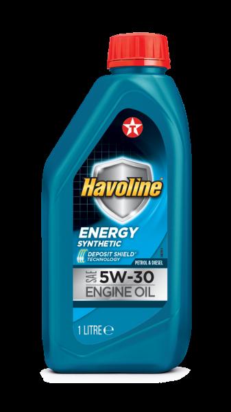 Havoline Energy MS SAE 5W-30 0