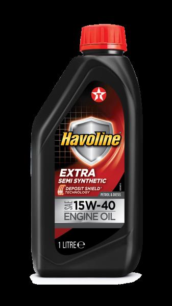 Havoline Extra SAE 15W-40 0